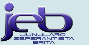 Logo of JEB Junularo Esperantista Brita